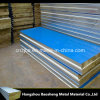 Insulated Fireproof Aluminum Rock Wool Sandwich Panel for Roof Wall