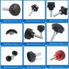 Plastic Knob Steel Adjustable Hand Tighten Thumb Screw