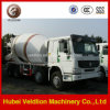 30-40 Tons HOWO Concrete Mixing Truck