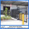 Black Color Steel Fence Sliding Gate