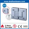 Building Hardware 180 Degree Glass Hinge for Internal Doors