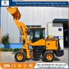 Ce Approved 0.6cbm Bucket 1.2ton Wheel Mini Loader