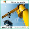 High Quality Rotary Luffing Slewing Jib Crane