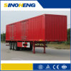 Cimc Best Quality 13m Van Box Semi Trailer
