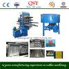 Rubber Tile Plate Vulcanizing Press/Rubber Vulcanizer 50t 550*550*4