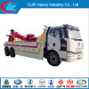 Good Quality Faw 6X4 Road Wrecker Truck for Sale