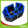 Liben Kiddy Trampoline with Foam Pit and Basketball Hoop