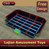 CE Colorful Style Jumping Trampoline (TP1502-8)
