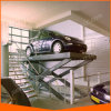 Double Cylinder Hydraulic Scissor Car Lift