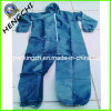 [Full Protective] Disposable Nonwoven Coverall with Hood