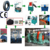 Waste Tire Recycling Machine Rubber Powder Production Line