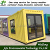 Shipping Container House for Sale (Can design according to customer`s requirement or idea)