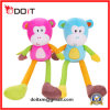 En71 Safety Colorful Monkey Baby Prodcut Soft Plush Baby Toy for Gifts
