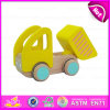 Hot New Product for 2015 Wooden Kids Small Toy Cars, Mini Wooden Toy Car Wholesale, Funny Play Children Wooden Toy Car W04A090