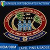 Metal Badges with Custom Logo Printed for Wholesale