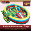 Jungle Forest Elephant Children Inflatable Bounce (C1279-8)