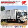 Light Duty Box Cargo Truck with Side Door