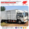 Max Payload 745kg Light Duty Box Cargo Truck with Side Door
