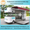 Commercial Exhibition Truck with National Patent and Ce Certificate for Sale