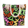 The New High-Quality Canvas Bag Hand-Held Large Bag Trend of Female Bag Variety of Beach Bags