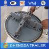 42m3 Cement Bulker Bulk Cement Tank Semi Trailer