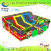 Professional Kids Playground Equipment Trampoline