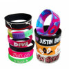 Custom Fashion Silicone Wristband with Filling up Color (X#186)