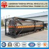 Petroleum Gasoline Oil Stainless Steel Tank Trailer