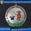 Factory Supply OEM/ODM Trophies Awards Metal Medal with Souvenir
