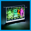 Advertising Flashing Light up Menu Board Restaurant LED Writing Board