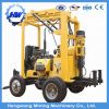 230m Trailer Type Water Well Drilling Machine (HWGK-230)