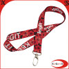 Heat Transfer Printing Satin Neck Lanyards
