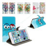 Many Patterns Wallet Phone Case for iPhone 6 Plus