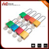 Colorful Security Aluminum Padlock with Master Key