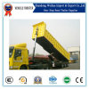 Tri-Axle Dump Truck Semi Trailer for 40-100 Ton Cargo Transport