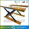 U Type Stable 2000kg High Quality Static Scissor Lift Platform