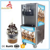 3 Nozzles Soft Serve Ice Cream Machine