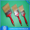 White Bristle Paint Brush with Wooden Handle