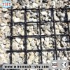 45 Steel 20mm Opening High Carbon Mesh for Crusher Machine