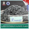 High Quality 100% Water Soluble Flake Form Super Potassium Humate
