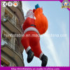 Hot Inflatable Climbing Inflatable Santa for Christmas Decoration