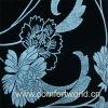 Flocking Sofa Fabric (SHSF01223)