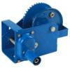 Auto-Brake Winch, 1800lb. Cable/Strap Optional, H-18bssa