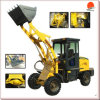 CE Wheel Loader Zl-08 with Quick Hitch and Joystick