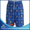Custom Design Boy's Sublimation Lacrosse Sports Shorts