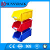 Stackable Industrial Warehouse Storage Usage Cheap Plastic Bin