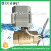 2 Way 1-1/4′ ′brass Electric Actuator Control Ball Valve