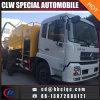 Dongfeng 12mt Sewer Suction Tank Truck Draining Sewage Tanker