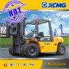 XCMG 5ton Heli Diesel Forklift Truck Cpcd50 Low Maintence