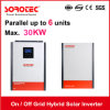 on / off Grid Hybrid 5kVA 24V Inverters for Solar Power